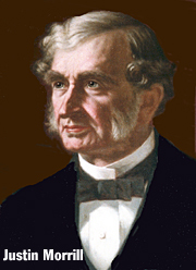 Painting of graying man with muttonchops