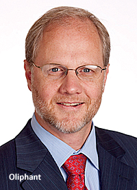 David Oliphant of Pittsburgh Foundation
