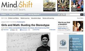 KQED's MindShift, about education, is the most-read of the Argo blogs, attracting 200,000 unique page views a month.