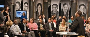 "More than 100 educators participated in the American Graduate Town Hall that Virginia's WHRO hosted in March. ""After 90 minutes, they just kept talking,"" station President Bert Schmidt said. ""They were thrilled to be heard."" (Photo: WHRO)"
