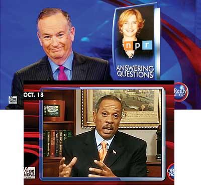 O'Reilly and Williams on O'Reilly's Fox News program