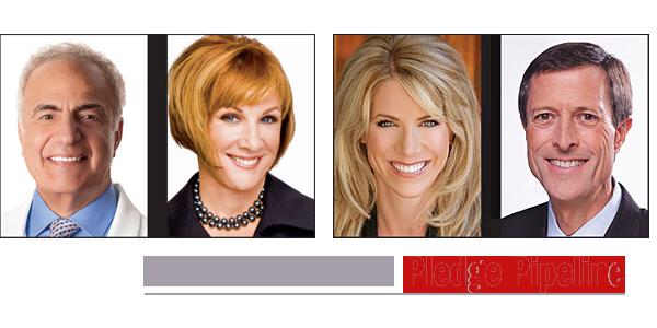Health coaches in Pledge Pipeline
