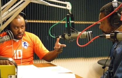 Jabulani Leffall interviews Kevin Wilmott