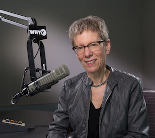 Terry Gross, host of Fresh Air. (Photo: WHYY)