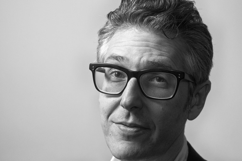 Ira Glass's contract was a matter of discussion in a Sony exec's inbox. (Photo: Jason Marck, WBEZ)