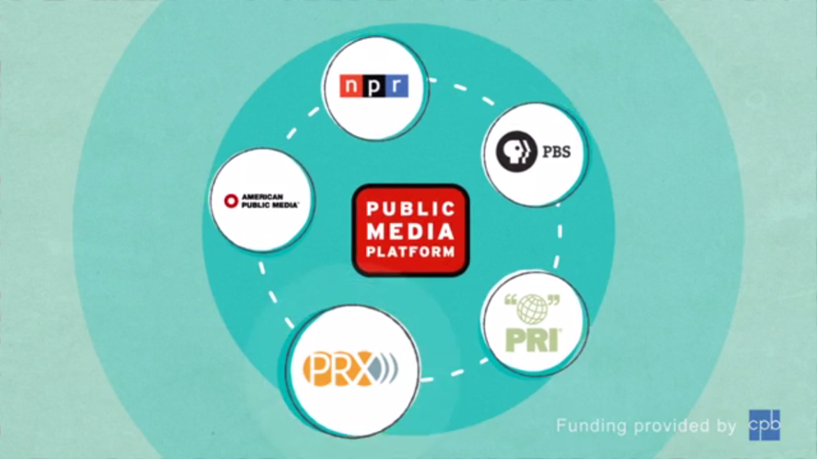 "Screenshot from ""What is the Public Media Platform?"""