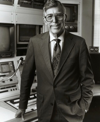Moore during his tenure as president of Twin Cities Public Television in St. Paul, Minn. (Photo: TPT)