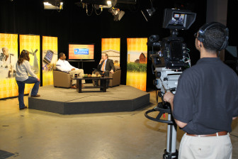 Northwest Ohio Journal is WBGU's weekly public affairs program. (Photo: WBGU)