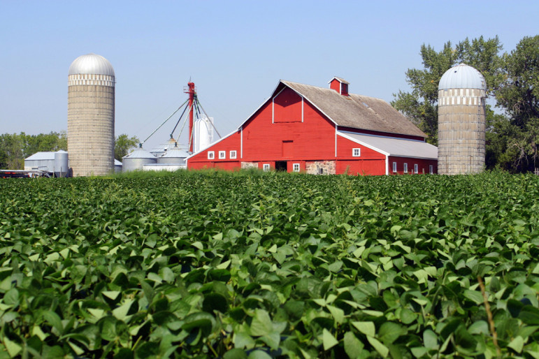 Digitized stock footage containing iconic agricultural images sells well for KVIE in Sacramento, Calif. (Photo: KVIE)