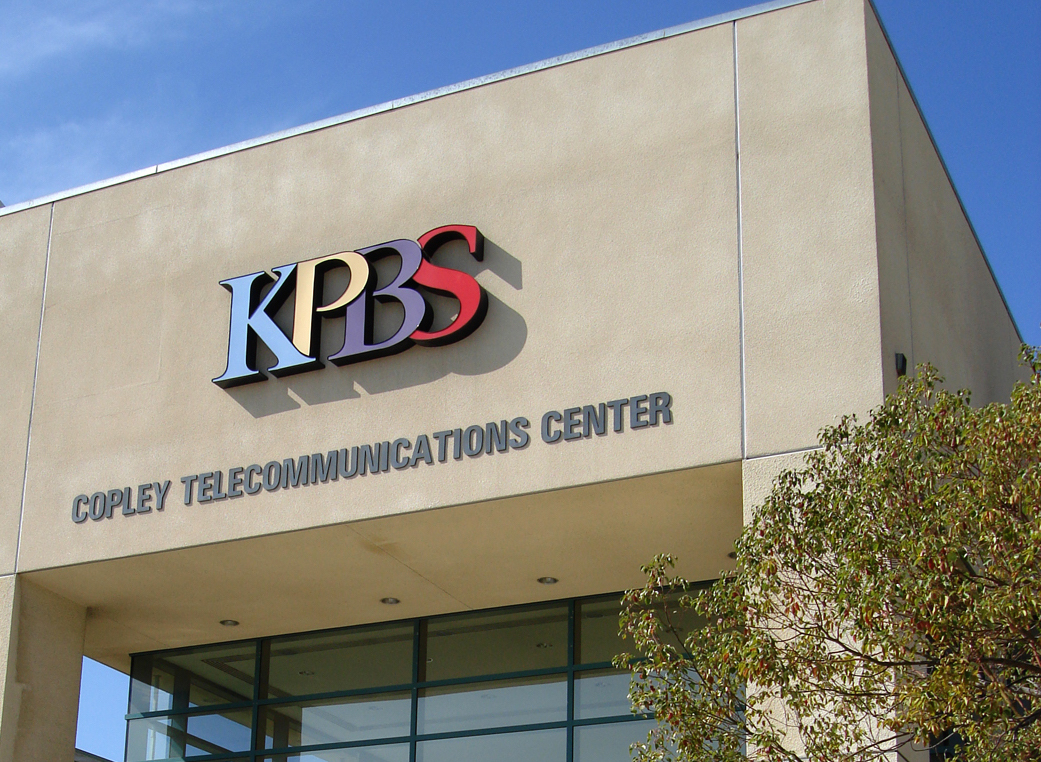 The San Diego station is reorganizing its executive ranks. (Photo: KPBS)