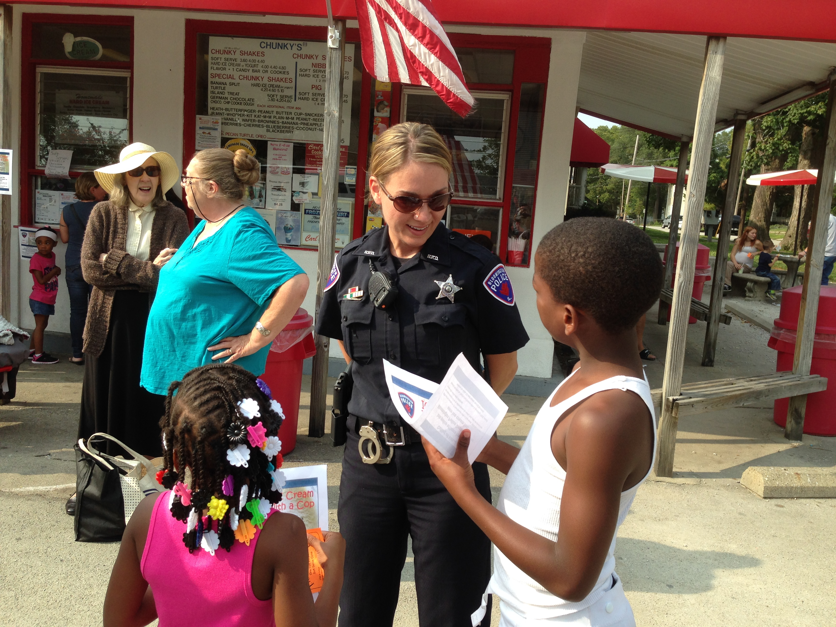 race and ethnicity in police employment Law enforcement and race  missouri—and many communities across the country—between police agencies and many citizens, particularly in communities of color  jobs, and role models too .