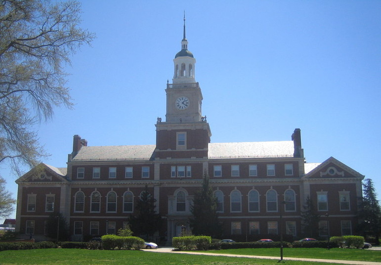 Founders Library on the campus of Howard University. (Photo: Public domain, via Wikimedia Commons)