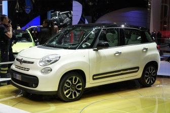 Harrison declined her prize of a Fiat. (Photo: NRMA Motoring and Services via Flickr)