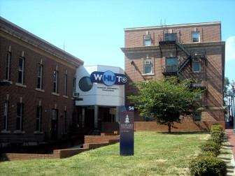 WHUT's studios on the campus of Howard University in Washington, D.C. (Photo: AgnosticPreachersKid/Creative Commons)