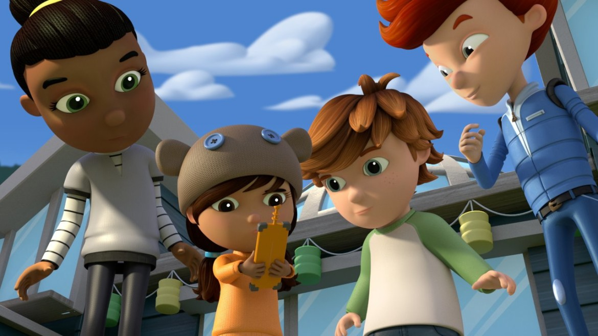 Producers rethink children's TV shows to appeal to digitally