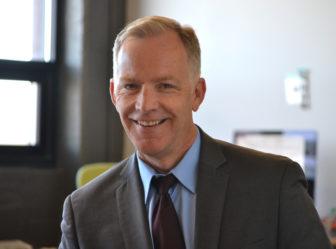 Burton Glass, NECIR executive director