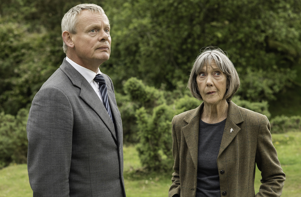 Acorn TV delays release of new 'Doc Martin' episodes on