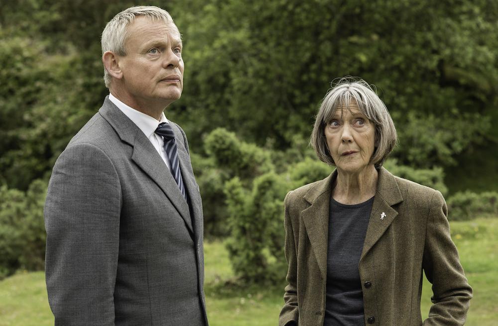 Acorn TV delays release of new 'Doc Martin' episodes on public TV
