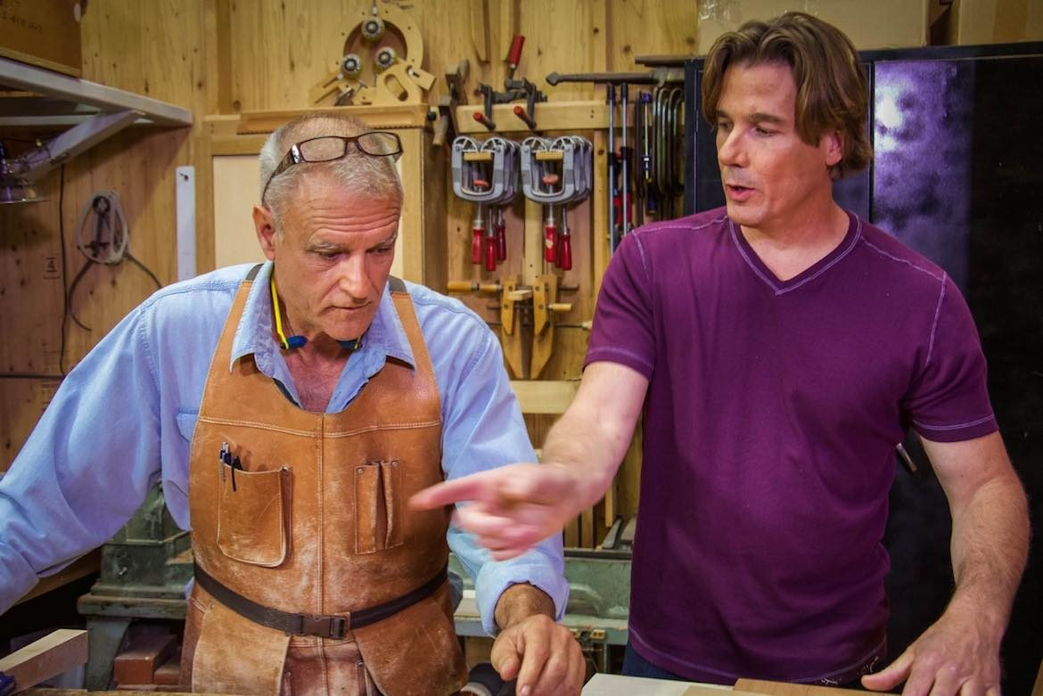 Former Host Of Wgbh Woodworking Show Files Trademark