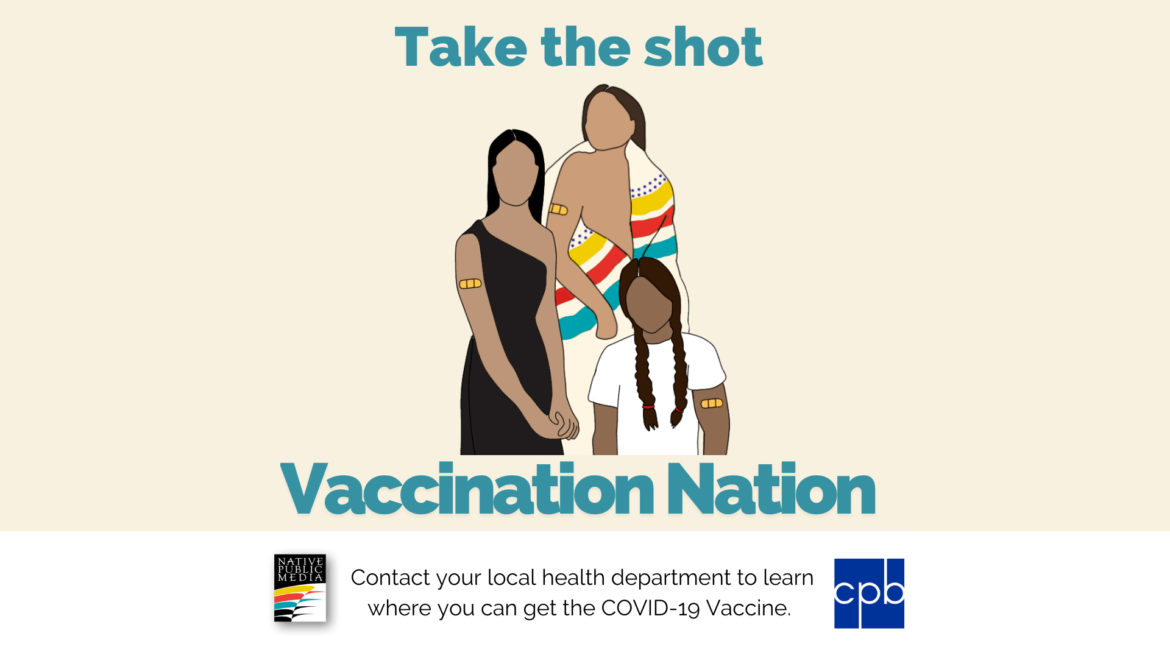 Vaccine PSA created by NPM
